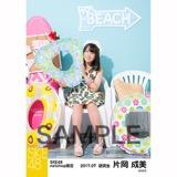 SKE48 2017年7月度 net shop限定個別ランダム生写真5枚セット 片岡成美