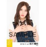 SKE48 2017年8月度 個別生写真「不器用太陽 コルセット」衣装5枚セット 北川綾巴