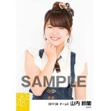 SKE48 2017年8月度 個別生写真「不器用太陽 コルセット」衣装5枚セット 山内鈴蘭
