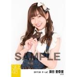 SKE48 2017年8月度 個別生写真「不器用太陽 コルセット」衣装5枚セット 須田亜香里