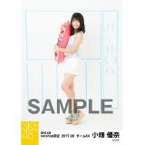 SKE48 2017年8月度 net shop限定個別ランダム生写真5枚セット 小畑優奈