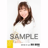 SKE48 2017年9月度 個別生写真「石榴の実は憂鬱が何粒詰まっている?」衣装5枚セット 須田亜香里