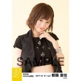 SKE48 2017年10月度 net shop限定個別生写真「GALAXY of DREAMS」衣装5枚セット 都築里佳