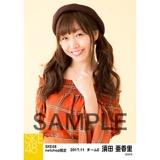 SKE48 2017年11月度 net shop限定個別生写真「タータンチェック」5枚セット 須田亜香里