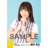 SKE48 2017年11月度 net shop限定個別生写真「ゴルフウェア」5枚セット 鎌田菜月