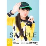 SKE48 2017年11月度 net shop限定個別生写真「ゴルフウェア」5枚セット 深井ねがい