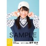 SKE48 2017年11月度 net shop限定個別生写真「ゴルフウェア」5枚セット 森平莉子