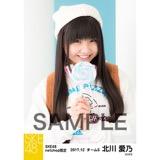 SKE48 2017年12月度 net shop限定個別生写真「ストリートスタイル」5枚セット 北川愛乃