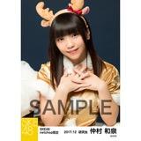 SKE48 2017年12月度 net shop限定個別生写真「2017年 クリスマス」5枚セット 仲村和泉