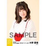 SKE48 2018年1月度 net shop限定個別生写真「巫女」5枚セット 水野愛理