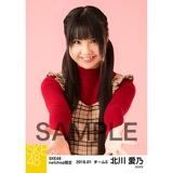 SKE48 2018年1月度 net shop限定個別生写真「ビスチェ」衣装5枚セット 北川愛乃