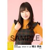 SKE48 2018年1月度 net shop限定個別生写真「ビスチェ」衣装5枚セット 福士奈央
