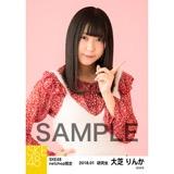SKE48 2018年1月度 net shop限定個別生写真「ビスチェ」衣装5枚セット 大芝りんか