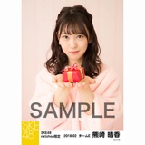 SKE48 2018年2月度 net shop限定個別生写真「バレンタイン」5枚セット 熊崎晴香