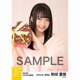 SKE48 2018年2月度 net shop限定個別生写真「バレンタイン」5枚セット 和田愛菜