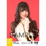 SKE48 2018年2月度 net shop限定個別生写真「バレンタインII」5枚セット 町音葉