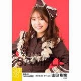 SKE48 2018年2月度 net shop限定個別生写真「バレンタインII」5枚セット 山田樹奈