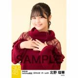SKE48 2018年2月度 net shop限定個別生写真「ニットワンピース」5枚セット 北野瑠華