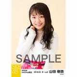 SKE48 2018年3月度 net shop限定個別生写真「花柄スカート」5枚セット 山田樹奈