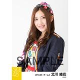 SKE48 2018年3月度 個別生写真「アルファベット」衣装5枚セット 北川綾巴