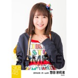 SKE48 2018年3月度 個別生写真「アルファベット」衣装5枚セット 惣田紗莉渚