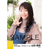 SKE48 2018年3月度 net shop限定個別生写真「ガーデン」5枚セット 山田樹奈