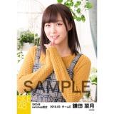 SKE48 2018年3月度 net shop限定個別生写真「ガーデン」5枚セット 鎌田菜月