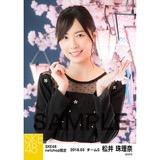 SKE48 2018年3月度 net shop限定個別生写真「夜桜」5枚セット 松井珠理奈