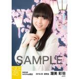 SKE48 2018年3月度 net shop限定個別生写真「夜桜」5枚セット 渥美彩羽
