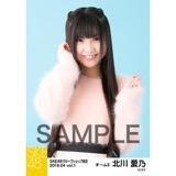 SKE48 2018年4月度 net shop限定個別生写真5枚セットvol.1 北川愛乃