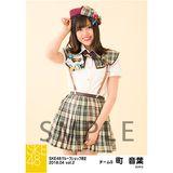 SKE48 2018年4月度 net shop限定個別生写真5枚セットvol.2 町音葉