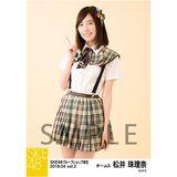 SKE48 2018年4月度 net shop限定個別生写真5枚セットvol.2 松井珠理奈