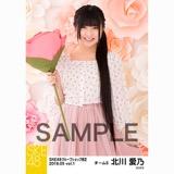 SKE48 2018年5月度 net shop限定個別生写真5枚セットvol.1 北川愛乃