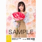 SKE48 2018年5月度 net shop限定個別生写真5枚セットvol.1 仲村和泉