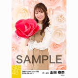 SKE48 2018年5月度 net shop限定個別生写真5枚セットvol.1 山田樹奈
