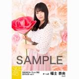 SKE48 2018年5月度 net shop限定個別生写真5枚セットvol.1 福士奈央
