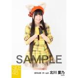 SKE48 2018年5月度 個別生写真5枚セット 北川愛乃