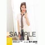 SKE48 2018年6月度 net shop限定個別生写真5枚セットvol.2 高木由麻奈