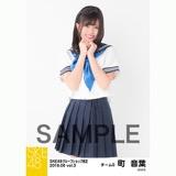 SKE48 2018年6月度 net shop限定個別生写真5枚セットvol.3 町音葉