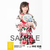 SKE48 2018年7月度 net shop限定個別生写真5枚セットvol.2 仲村和泉