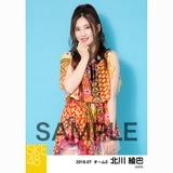 SKE48 2018年7月度 個別生写真5枚セット 北川綾巴