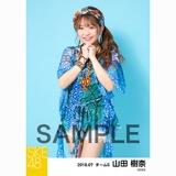 SKE48 2018年7月度 個別生写真5枚セット 山田樹奈