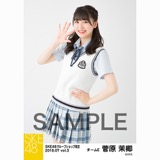 SKE48 2018年7月度 net shop限定個別生写真5枚セットvol.3 菅原茉椰