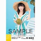 SKE48 2018年8月度 net shop限定個別生写真5枚セットvol.1 西満里奈