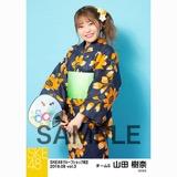 SKE48 2018年8月度 net shop限定個別生写真5枚セットvol.3 山田樹奈