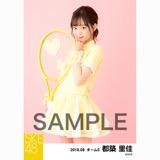SKE48 2018年8月度 個別生写真5枚セット 都築里佳