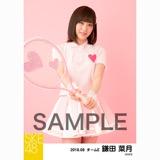SKE48 2018年8月度 個別生写真5枚セット 鎌田菜月
