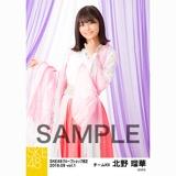 SKE48 2018年9月度 net shop限定個別生写真5枚セットvol.1 北野瑠華