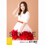 SKE48 2018年9月度 個別生写真5枚セット 北川綾巴