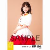 SKE48 2018年9月度 個別生写真5枚セット 都築里佳